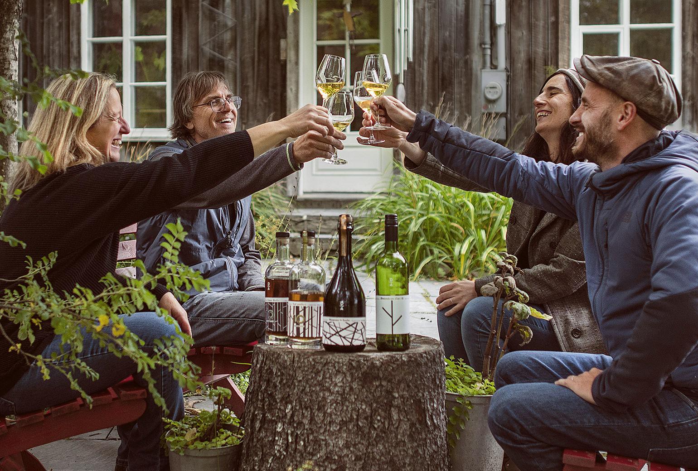 Agrotourisme Dégustation de vin au Domaine Acer