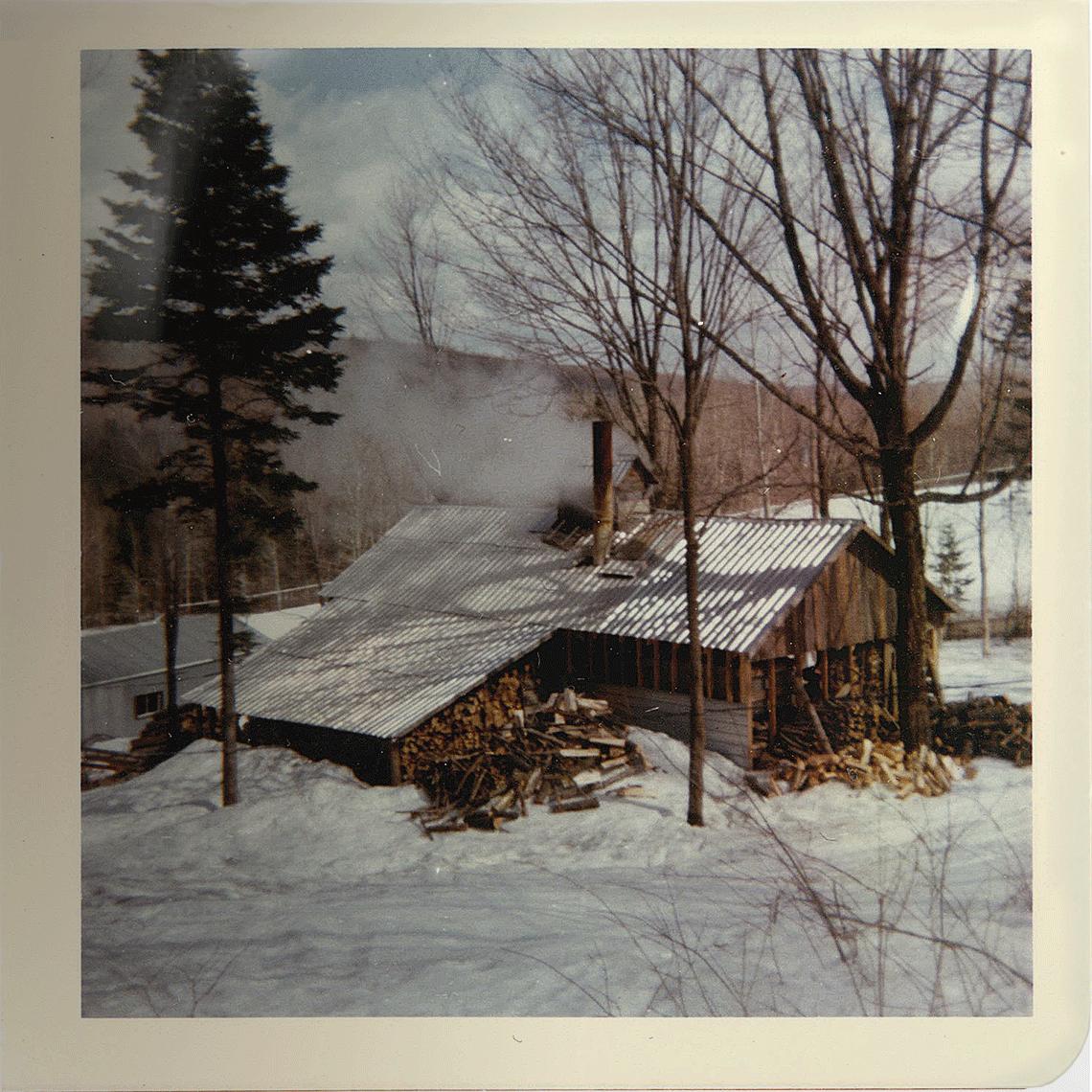 Domaine Acer Cabane à sucre 1970