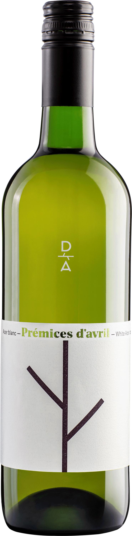 Premices d'avril Vin blanc du Quebec